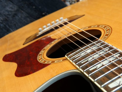 Customize your own guitar