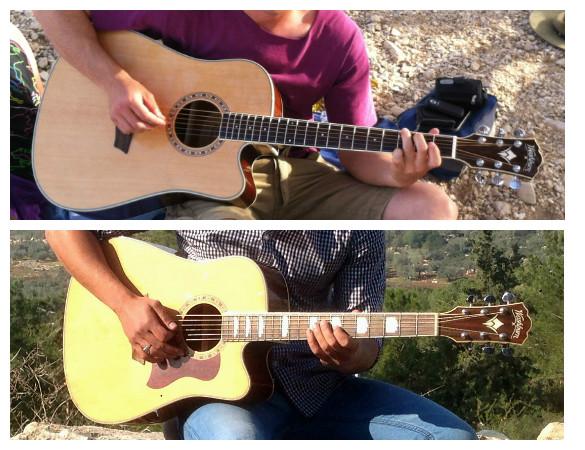 customize your guitar washburn