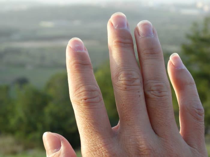 Длинные ногти у мужчин фото