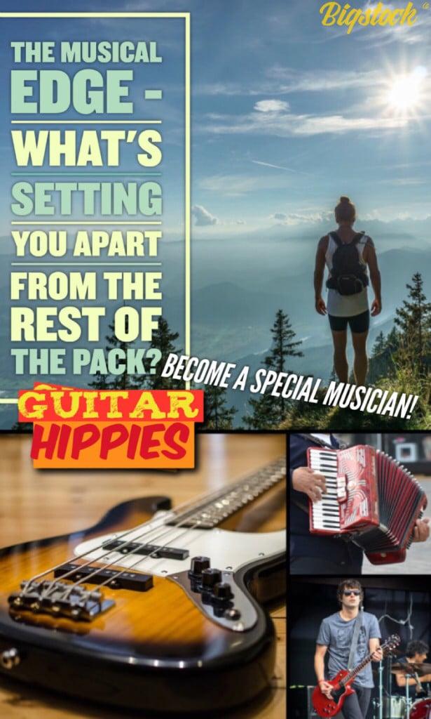 The musical edge