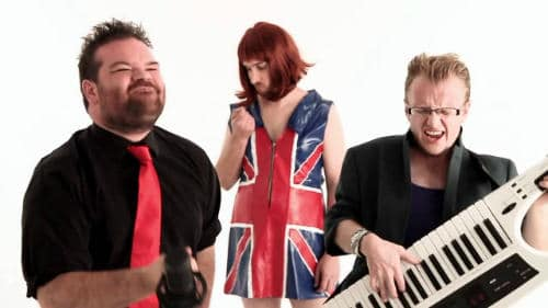 Axis Of Awesome 4 Chords Songs Medley – Funny Video |