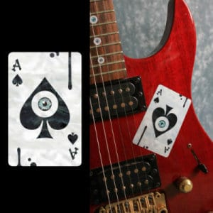 Different Ways To CUSTOMIZE Your Own Guitar - Custom vinyl stickers for guitars