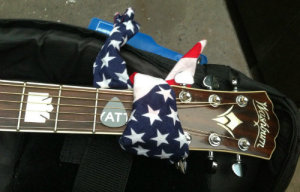 customize your own guitar bandanna