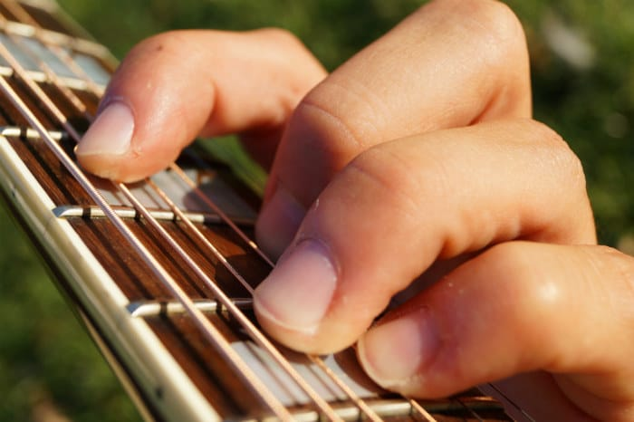 Guitar Nails -Trim the Perfect FINGERNAILS for Playing Guitar – How ...
