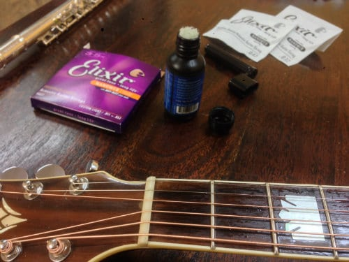 guitar maintanance tips my stuff