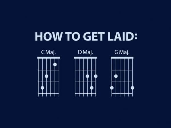 how to get laid with a guitar funny