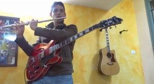 learn theory guitar
