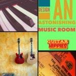 Music Room Design! 11 Ways To Design An Astonishing Music Room