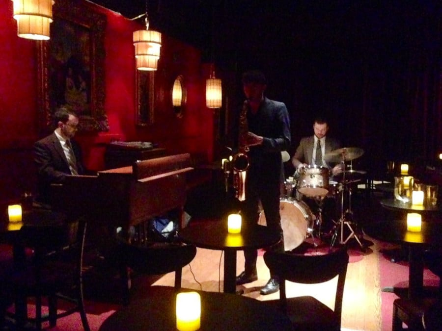 """Suited up"" upscale jazz in Kansas City"