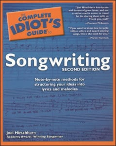 Tips on how to write your own song