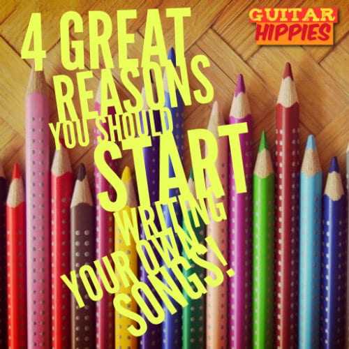 How to write your own rock song