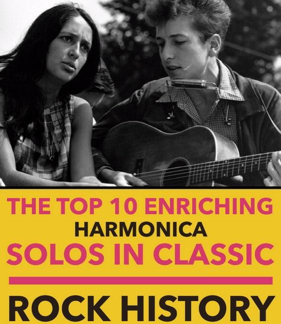 Harmonica Solo Archives