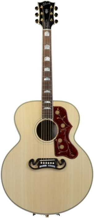 beautiful acoustic guitars gibson j2001