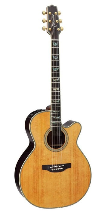 beautiful acoustic guitars takamine dmp 500vn