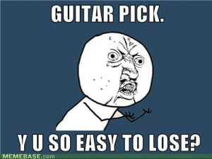 music meme guitar pick45
