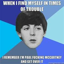 music meme paul fucking mccartney47