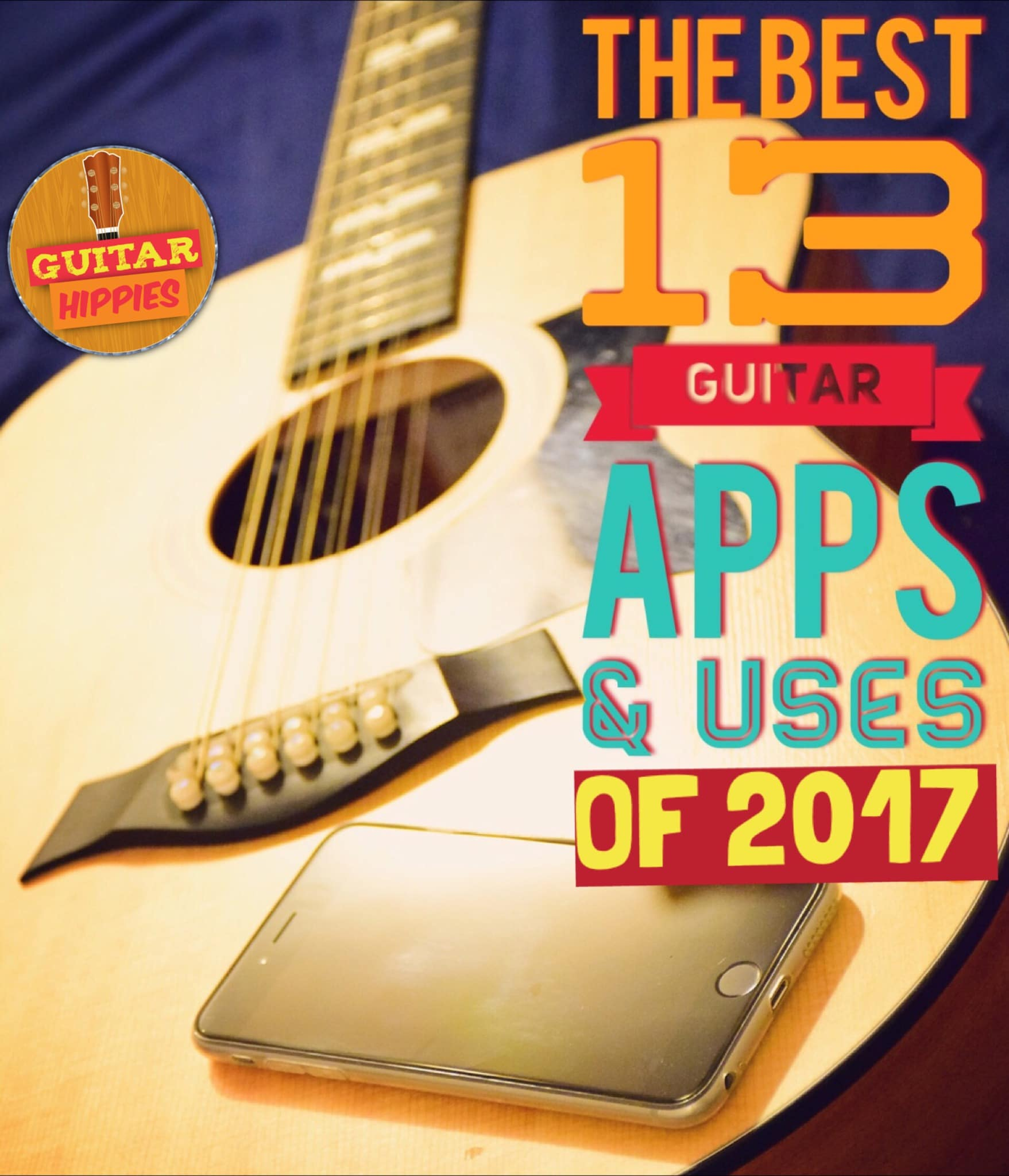 The best iPad apps for learning guitar - appPicker