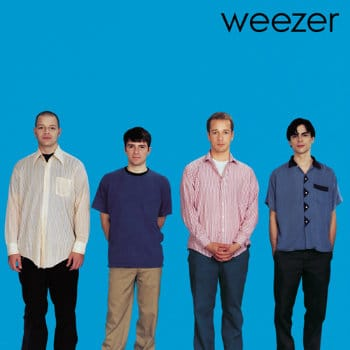 best 90s rock bands Weezer-blue-album11