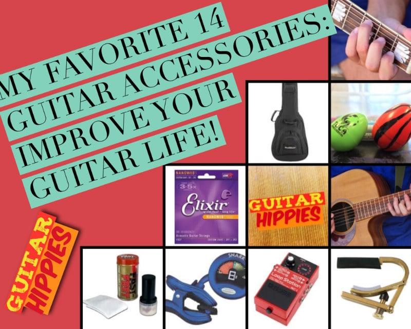 best guitar accessories