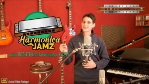 learn harmonica