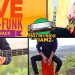 LIVE, HD, Super-Fun Backing Tracks to JAM with: Now on My YouTube Channel