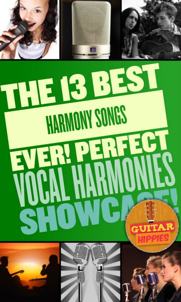13 Best Harmony Songs – Perfectly Performed Vocal HARMONIES |