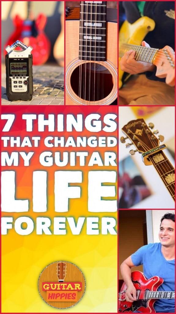 guitar life changers