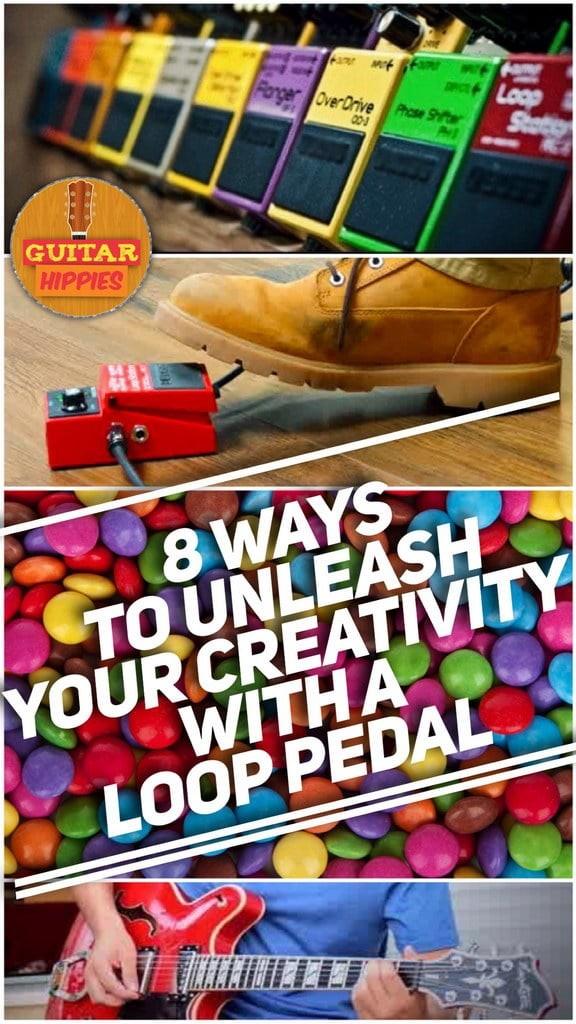 guitar loop pedal