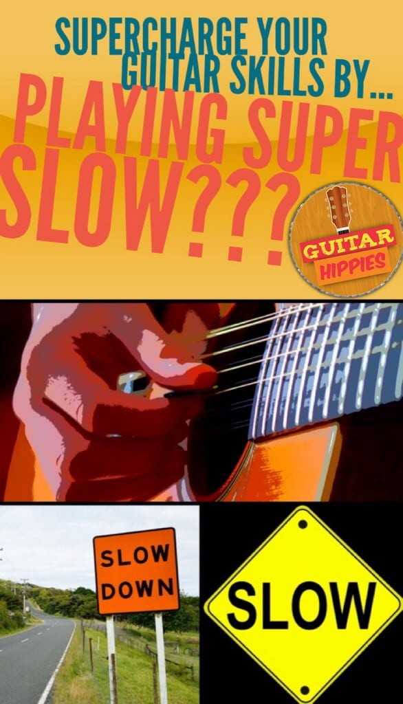 A guitarist's guide to better practicing : improve ...