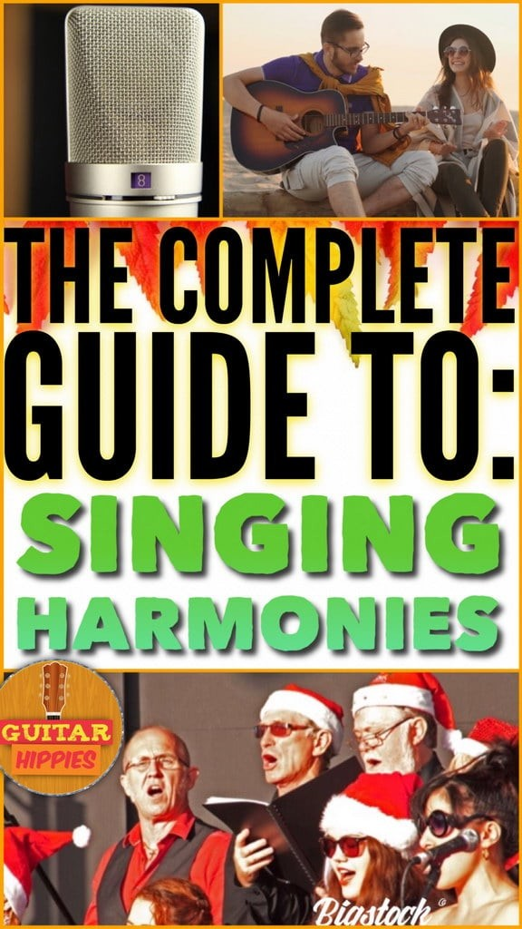 Wanna learn how to sing harmony yourself? Don't miss the complete GuitarHippies harmonies guide.