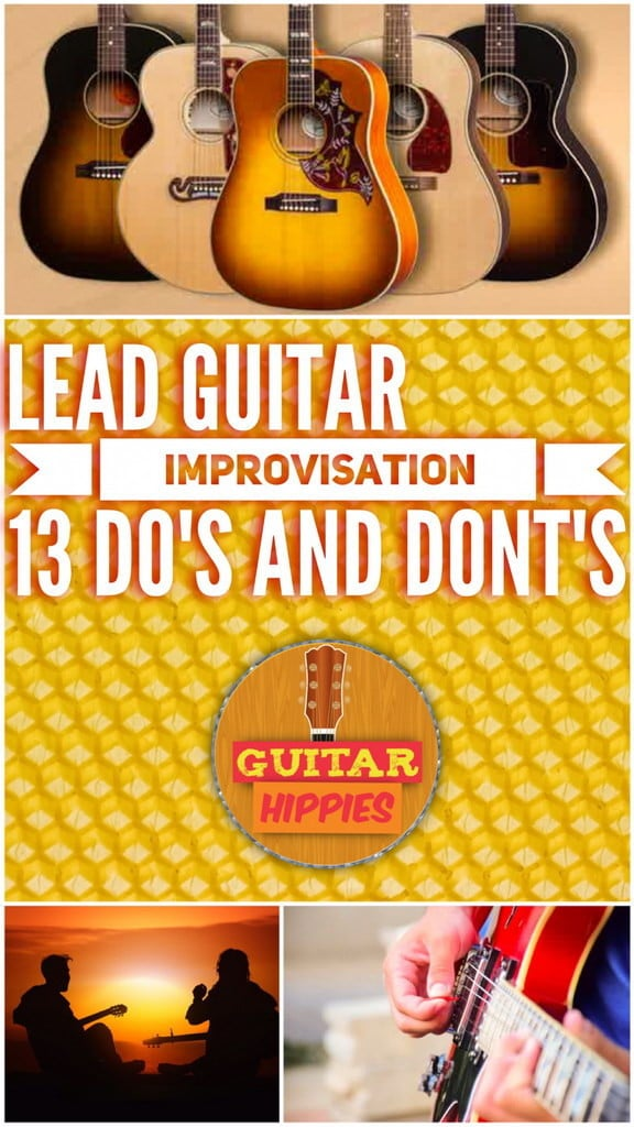 learn lead guitar improvisation