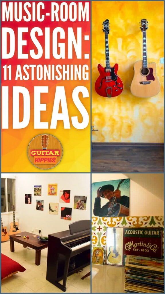Music Room Design! 11 Ways To Design An Astonishing Music Room |