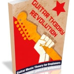 Holidays GuitarHippies Gift: 40% off on the top Guitar Theory Book