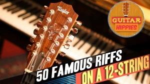 50 riffs 12 string