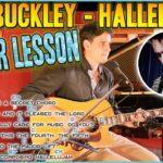 Arpeggio Video School: How to Play Hallelujah EXACTLY Like Jeff Buckley