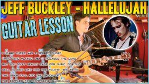 hallelujah guitar lesson