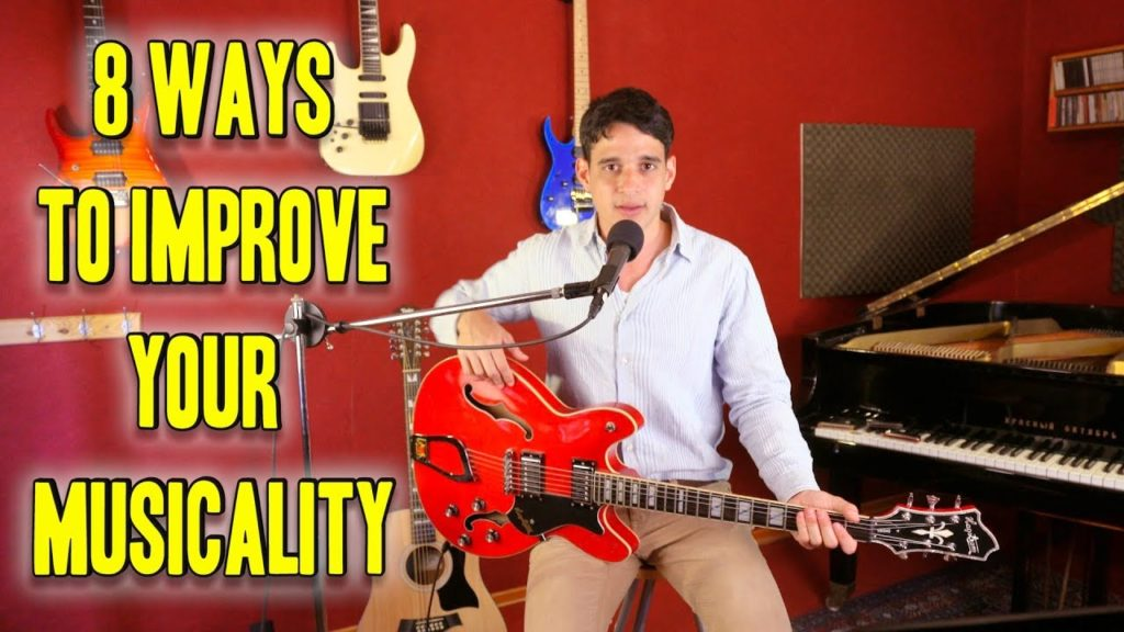 develop your musicality tips