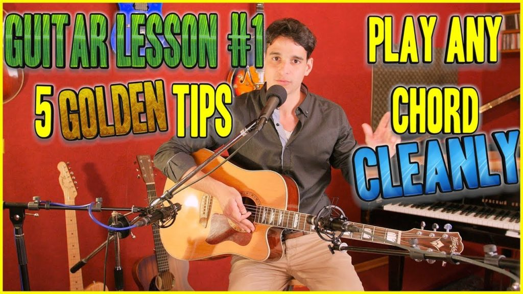 play chords clean cleanly