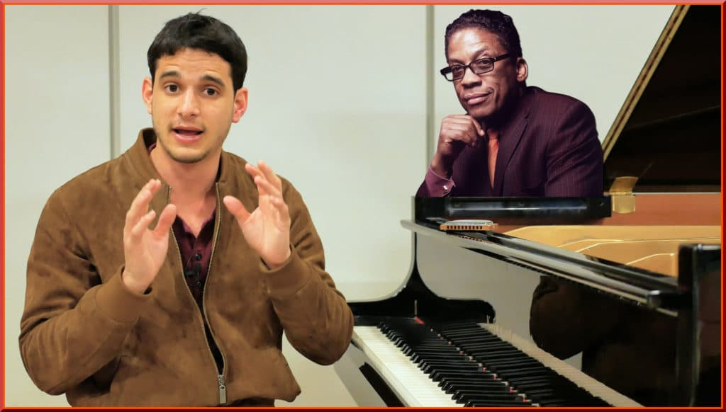 Herbie Hancock Masterclass Review