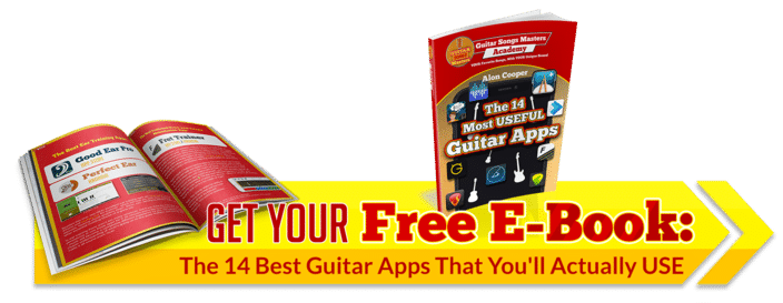 Guitar Songs Masters - One of the World's Top Five Most-Read Blogs
