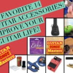 The Best Guitar Accessories: My Favorite 14