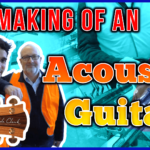 """""""The Making of an Acoustic Guitar in 100 Seconds"""" (Cole Clark Factory Tour)"""