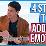 Adding the #1 Ingredient to Your Song-Playing – EMOTION!