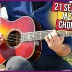 3 Mins – All The Advanced Chord Shapes You'll Ever Need: Play Any Jazz Tune / Advanced Song
