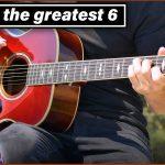 Learn Oasis' 6 Best Acoustic Songs In 9 Minutes for Guitar (NO Wonderwall…)